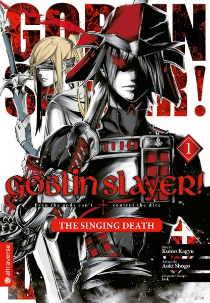Goblin Slayer! The Singing Death, Band 01