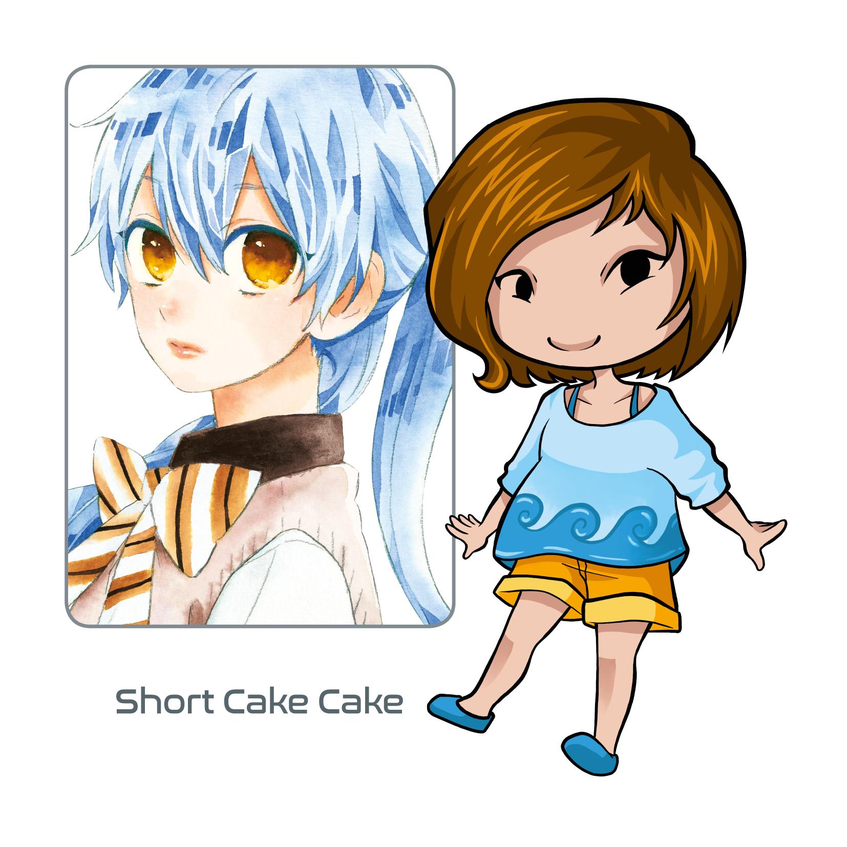 Short Cake Cake