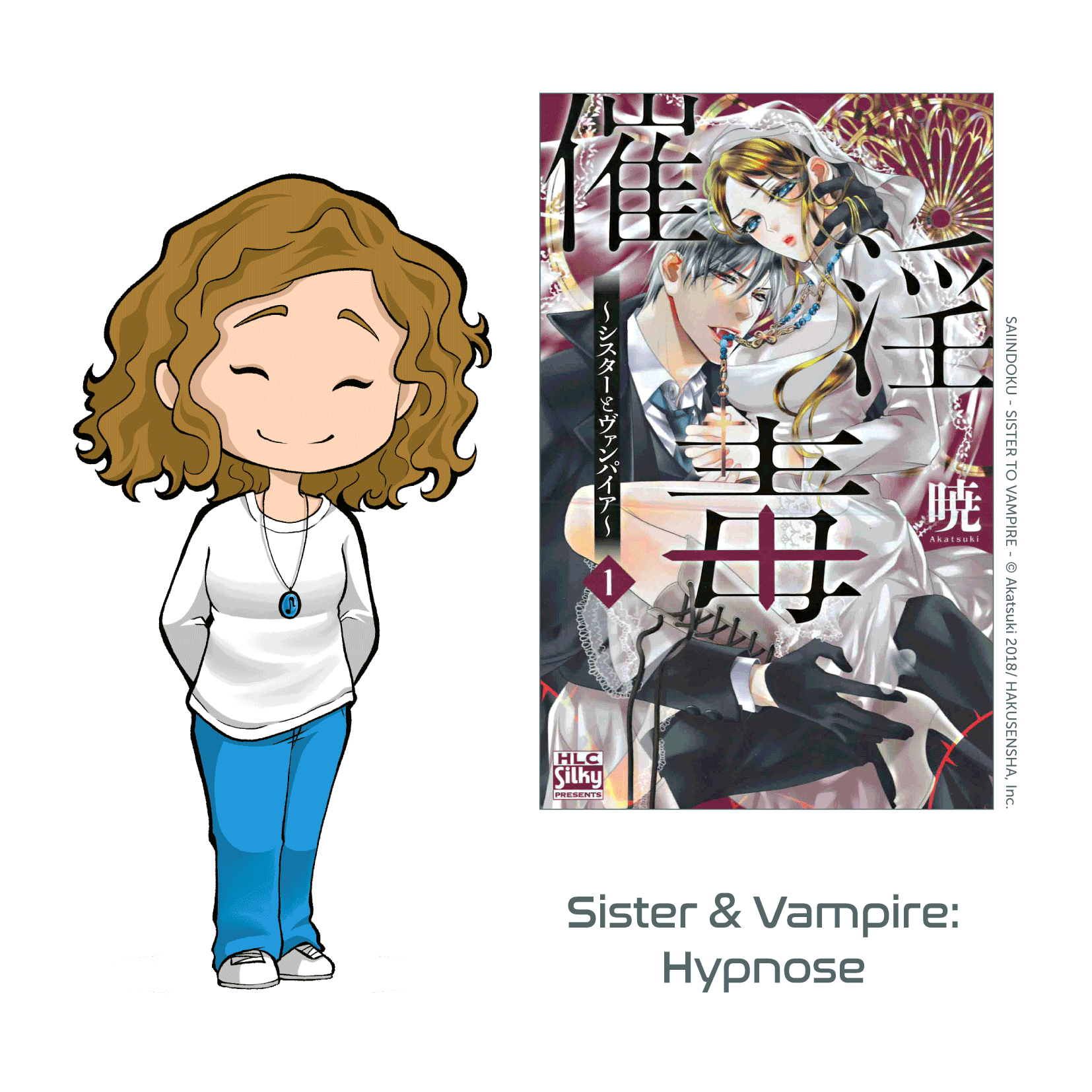 Sister & Vampire: Hypnose