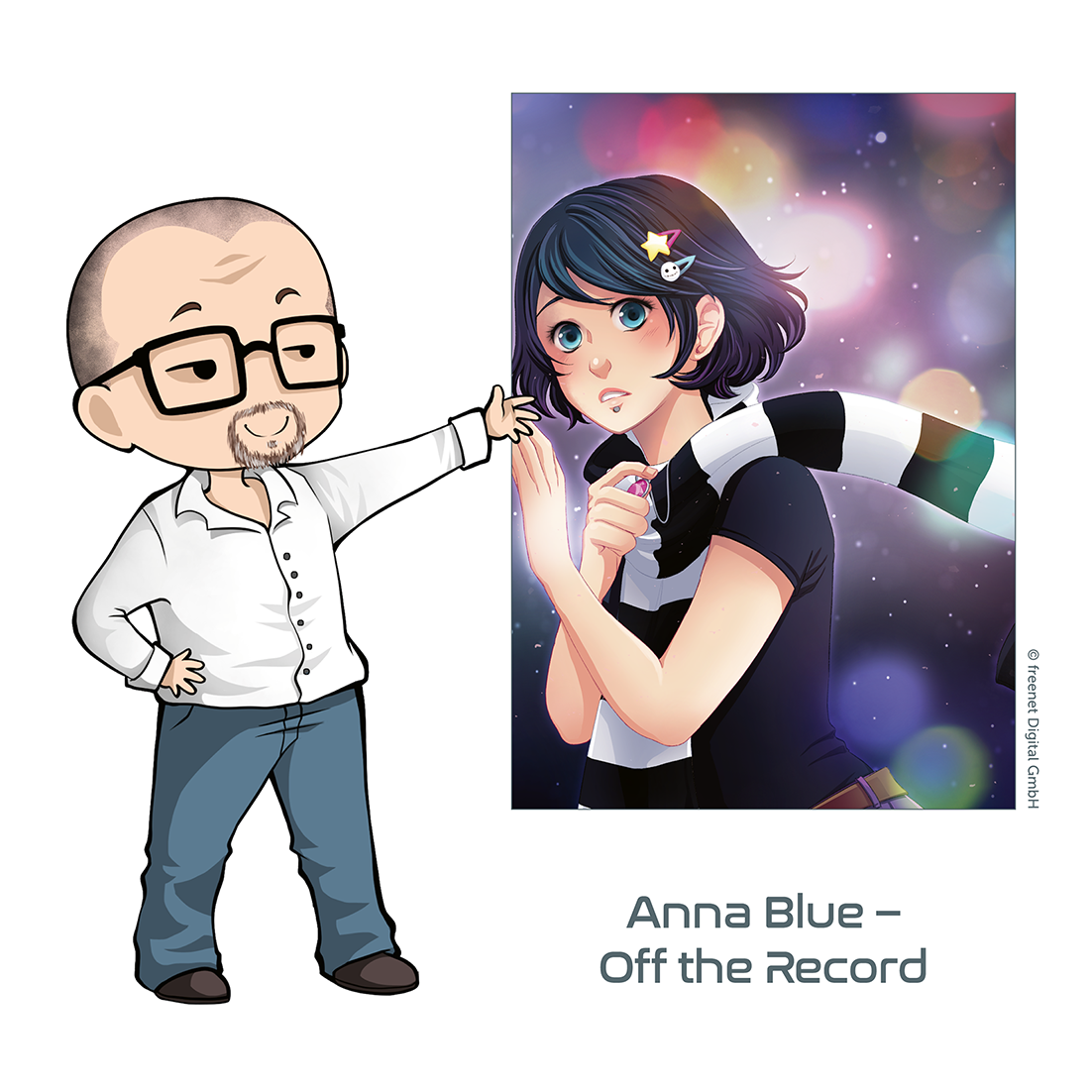 Anna Blue – Off the Record