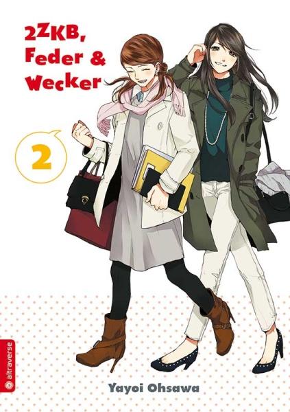 2ZKB, Feder & Wecker, Band 02