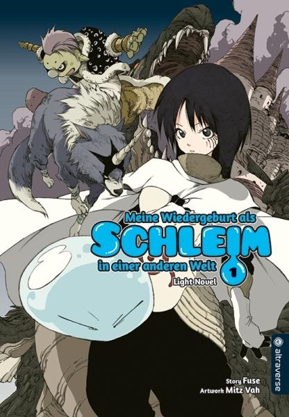 Meine Wiedergeburt als Schleim in einer anderen Welt Light Novel, Band 01
