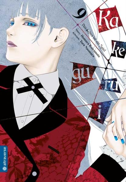 Kakegurui – Das Leben ist ein Spiel, Band 09