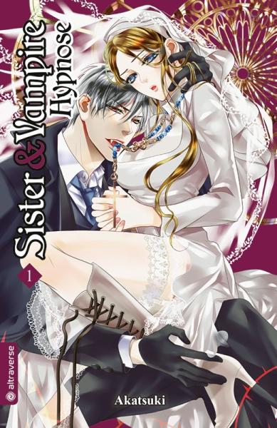 Sister & Vampire: Hypnose, Band 01