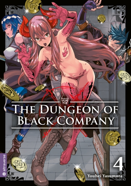The Dungeon of Black Company, Band 04