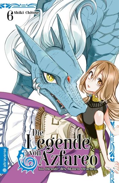 Die Legende von Azfareo – Im Dienste des blauen Drachen, Band 06