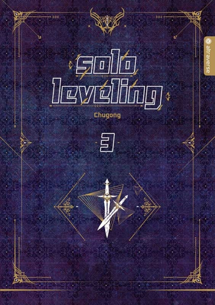 Solo Leveling Roman, Band 03
