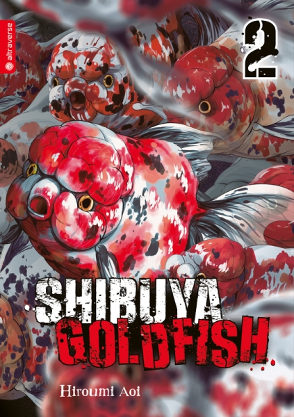Shibuya Goldfish, Band 02