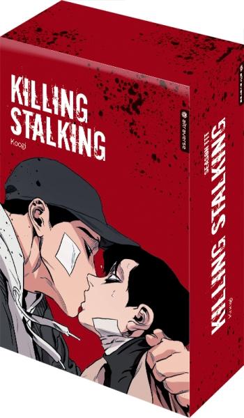 Killing Stalking – Season III, Band 06 mit Box