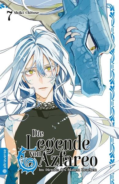 Die Legende von Azfareo – Im Dienste des blauen Drachen, Band 07