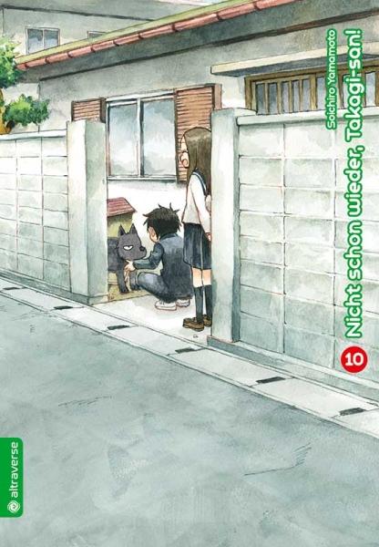 Nicht schon wieder, Takagi-san!, Band 10