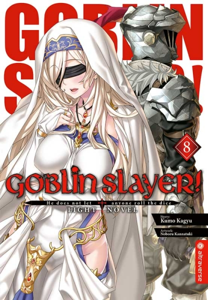 Goblin Slayer! Light Novel, Band 08