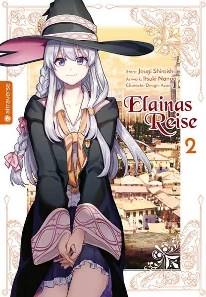 Elainas Reise, Band 02