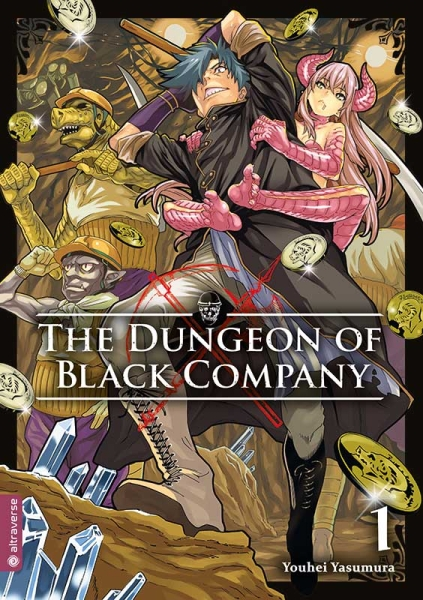The Dungeon of Black Company, Band 01