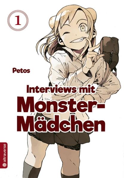Interviews mit Monster-Mädchen, Band 01