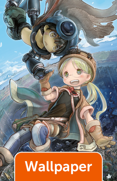 Made in Abyss, Wallpaper