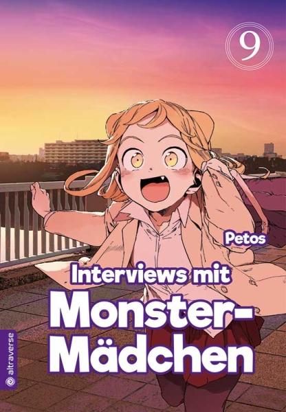 Interviews mit Monster-Mädchen, Band 09
