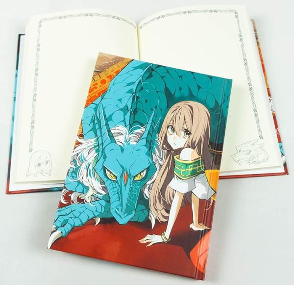 Die Legende von Azfareo - Notebook Julius & Rukul