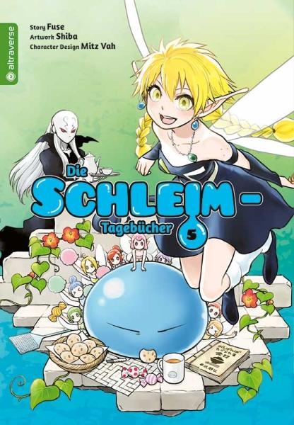 Die Schleim-Tagebücher, Band 05