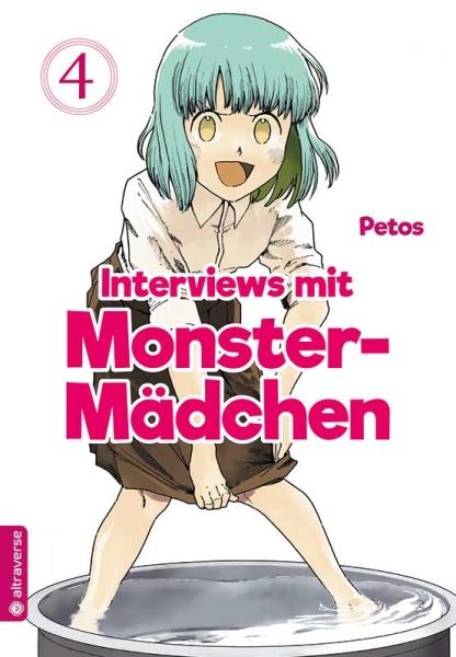 Interviews mit Monster-Mädchen, Band 04