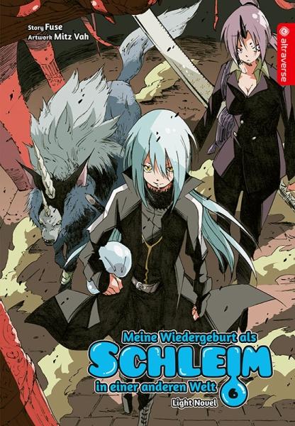 Meine Wiedergeburt als Schleim in einer anderen Welt Light Novel, Band 06