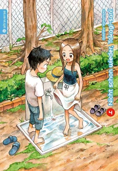 Nicht schon wieder, Takagi-san!, Band 04