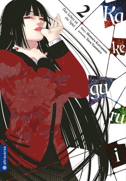 Kakegurui – Das Leben ist ein Spiel, Band 02
