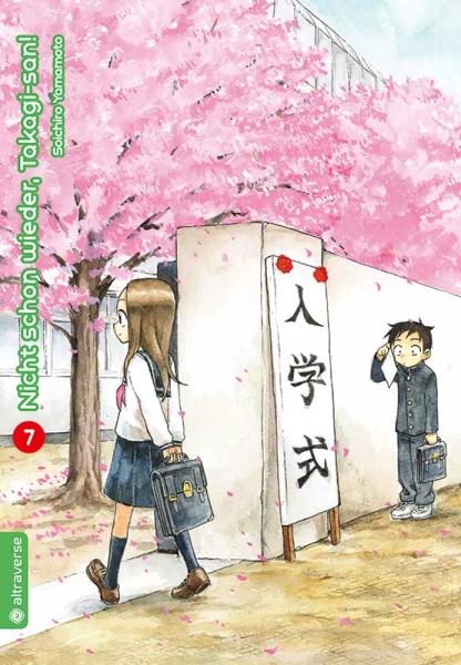 Nicht schon wieder, Takagi-san!, Band 07