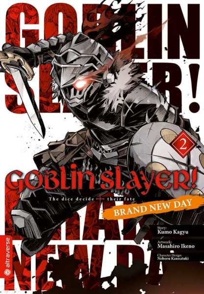 Goblin Slayer! Brand New Day, Band 02