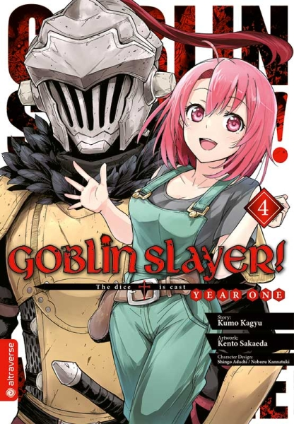 Goblin Slayer! Year One, Band 04