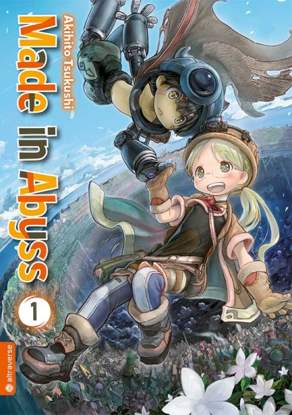 Made in Abyss, Band 01