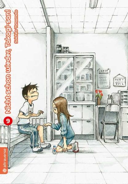 Nicht schon wieder, Takagi-san!, Band 09