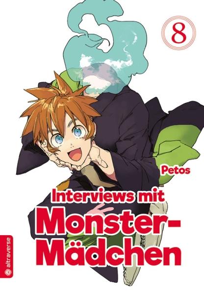 Interviews mit Monster-Mädchen, Band 08