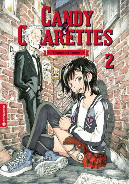 Candy & Cigarettes, Band 02