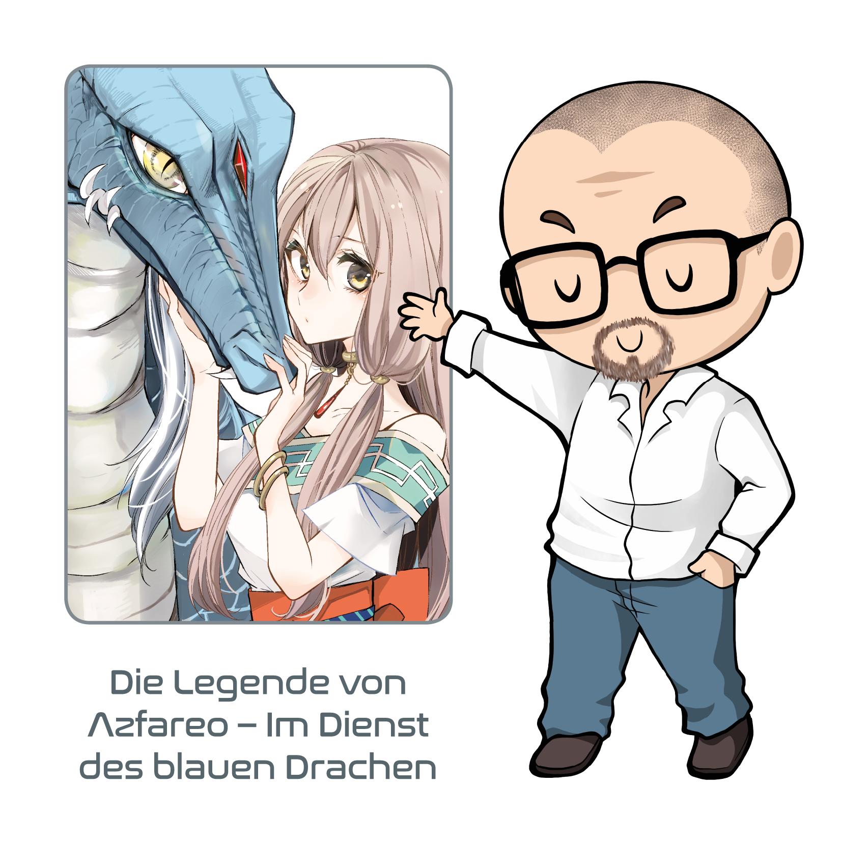 Die Legende von Azfareo – Im Dienste des blauen Drachen