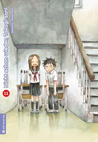 Nicht schon wieder, Takagi-san!, Band 11