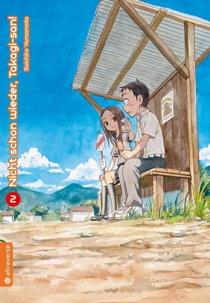 Nicht schon wieder, Takagi-san!, Band 02