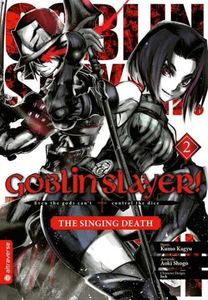 Goblin Slayer! The Singing Death, Band 02