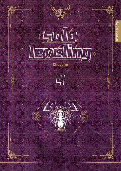 Solo Leveling Roman, Band 04