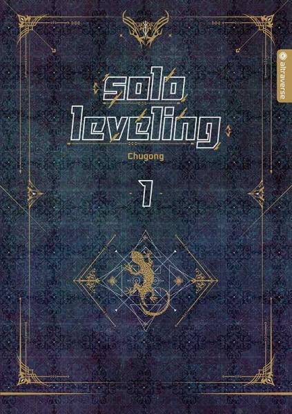Solo Leveling Roman, Band 01
