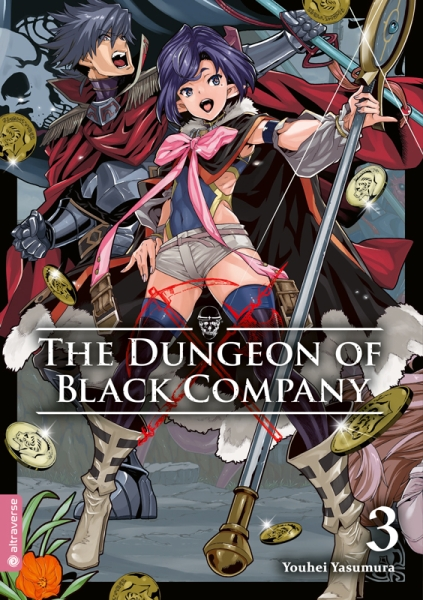 The Dungeon of Black Company, Band 03