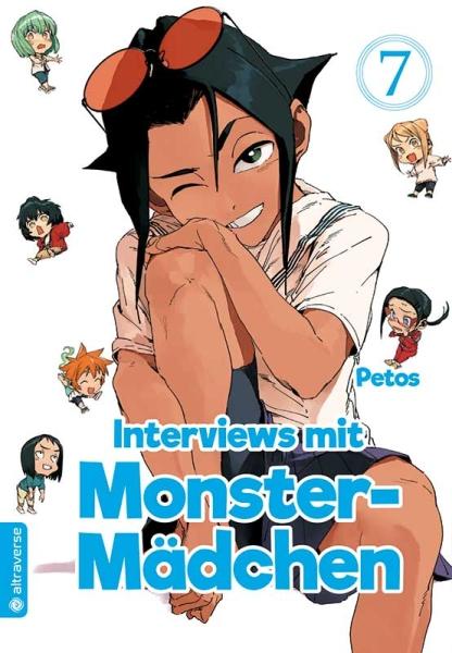 Interviews mit Monster-Mädchen, Band 07