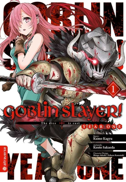 Goblin Slayer! Year One, Band 01