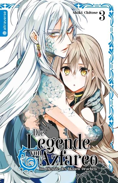 Die Legende von Azfareo – Im Dienste des blauen Drachen, Band 03