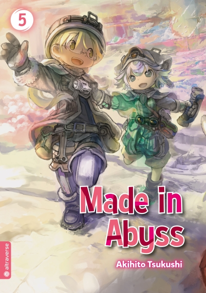 Made in Abyss, Band 05