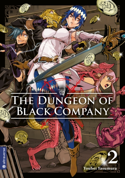The Dungeon of Black Company, Band 02