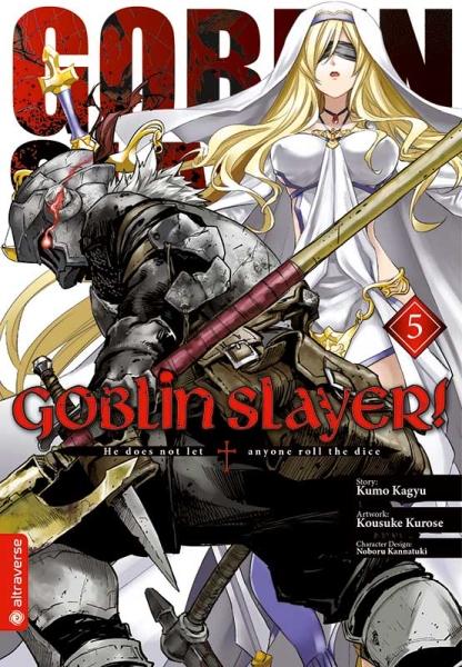 Goblin Slayer!, Band 05