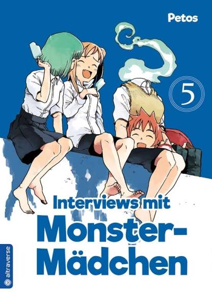 Interviews mit Monster-Mädchen, Band 05