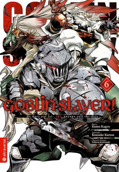 Goblin Slayer!, Band 06