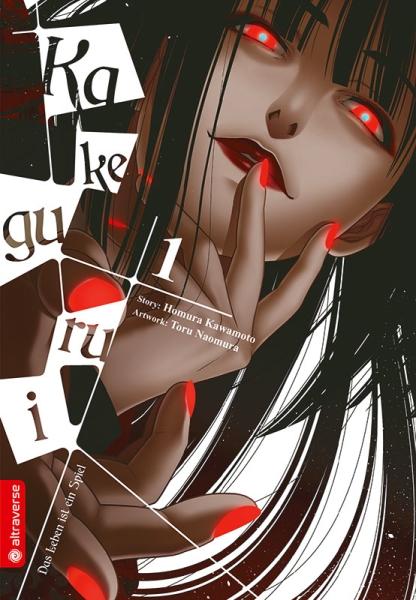 Kakegurui – Das Leben ist ein Spiel, Band 01